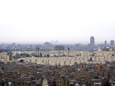 Kairo, Frühling