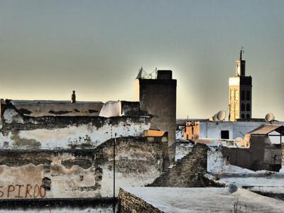 Marrakesch, Donnerstag