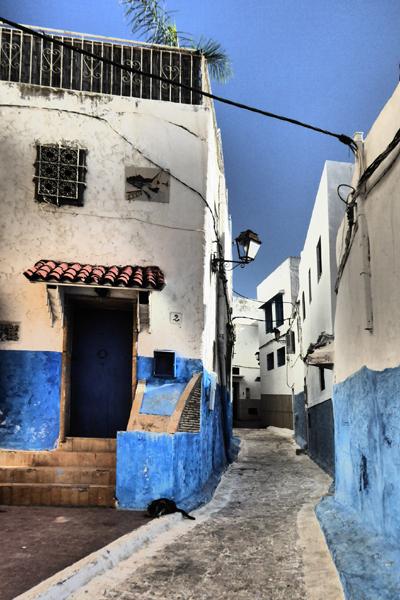 Rabat, 11.00 Uhr